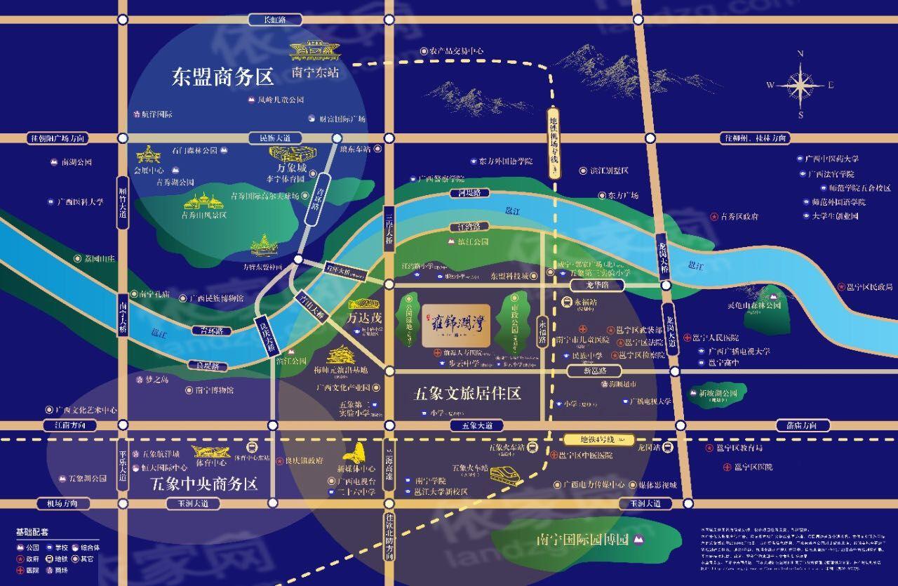 蓝光雍锦澜湾
