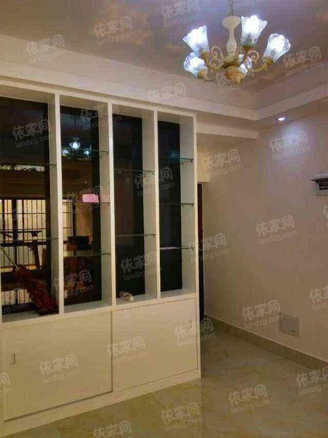 北际南路 瀚林新城旁雅里人家精装三房 业主急售可看江景